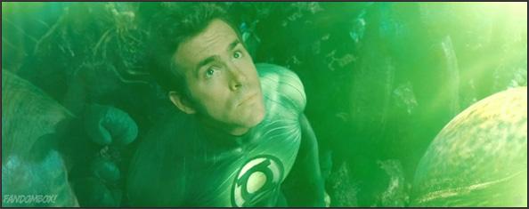 Con ustedes, el nuevo trailer de Green Lantern