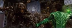 Un extracto de la pelea contra Parallax en la película de Green Lantern
