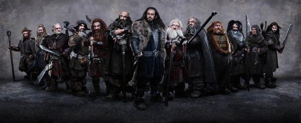 Próximos estrenos o rodajes  Hobbit-13-enanos
