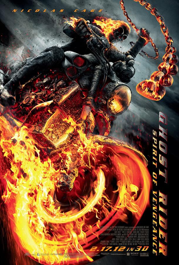 Ghost Rider 2 [Nuevo Poster]