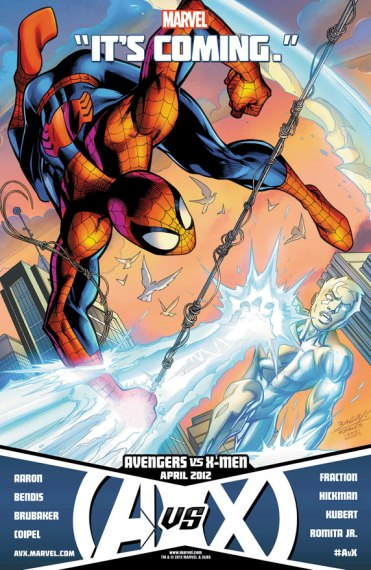 AvX_SpiderManIceMan