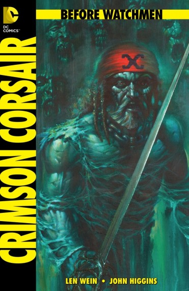 Watchmen - Crimson Corsair