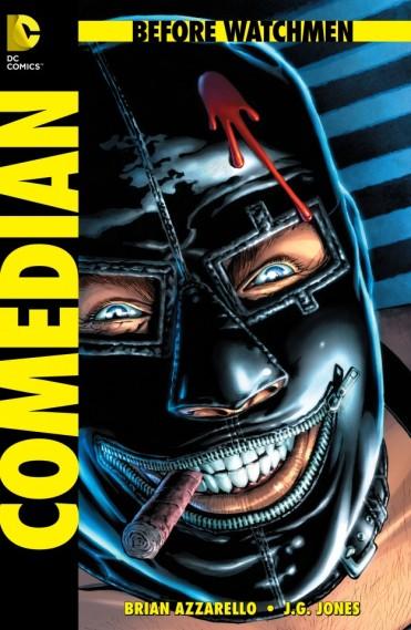 Watchmen - El Comediante