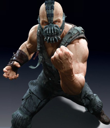 DARK KNIGHT RISES BANE