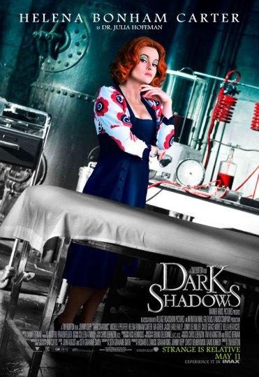 DARK SHADOWS - BONHAM CARTER