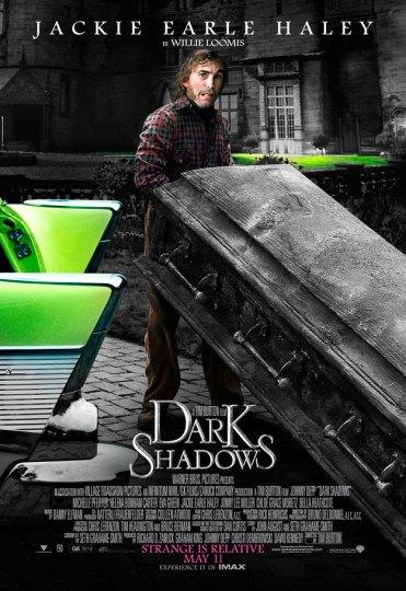 DARK SHADOWS - EARLE HALEY