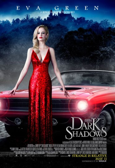 DARK SHADOWS - GREEN
