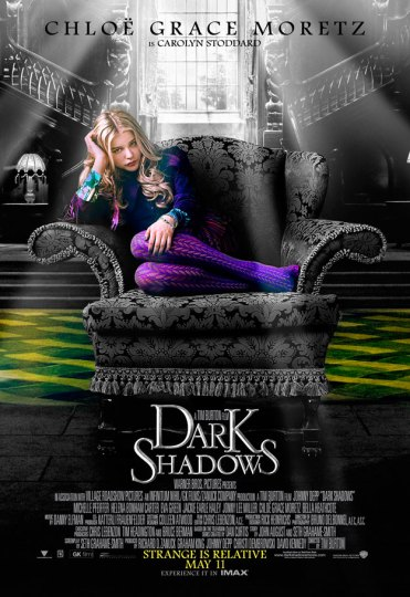 DARK SHADOWS - MORETZ