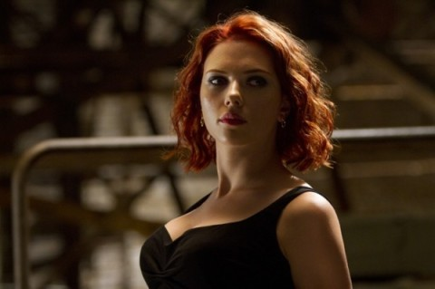 THE AVENGERS - BLACK WIDOW