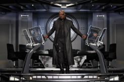 THE AVENGERS - SAMUEL L JACKSON - NICK FURY