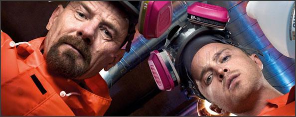 Última temporada de Breaking Bad se dividirá en dos tandas