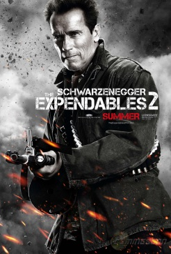 EXPENDABLES - ARNOLD