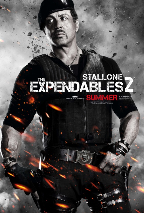 EXPENDABLES - SLY