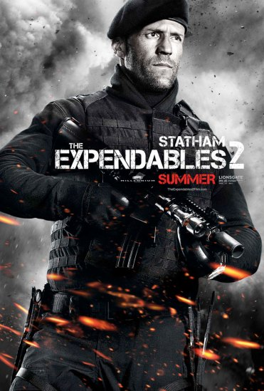 EXPENDABLES - STATHAM