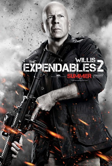 EXPENDABLES - WILLIS