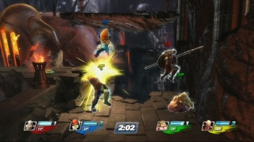 PlayStation All-Stars Battle Royale 1