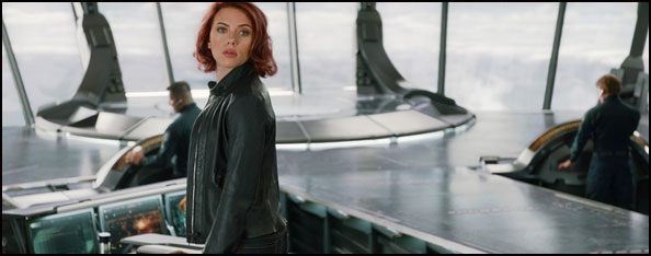 'The Avengers' en Blu-Ray Material extra