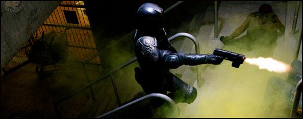 Vean el primer póster de la nueva película de El Juez Dred