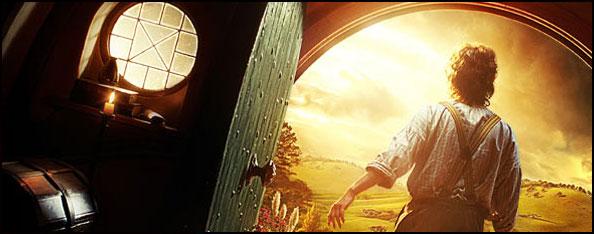 Los tres trolls y los afiches de personajes de El Hobbit