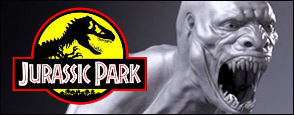 Así era el concepto tras la versión de Jurassic Park 4