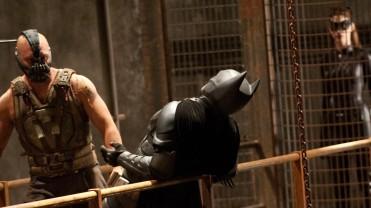 The Dark Knight Rises - Batman vs Bane (1)