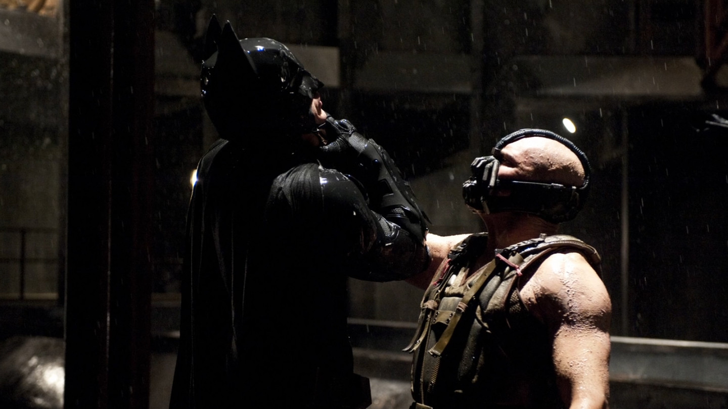 errores en la trama de  quot The Dark Knight Rises quot  The Dark Knight Rises Batman Vs Bane
