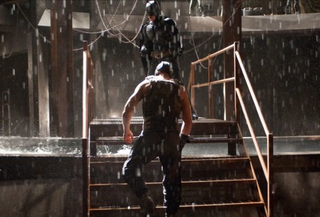 The Dark Knight Rises - Batman vs Bane (9)