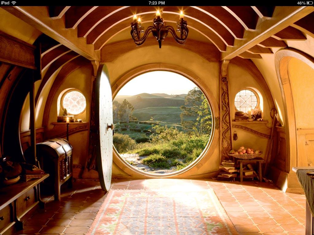 The hobbit foto 33 - La casa de los hobbits ...