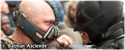 batman asciende
