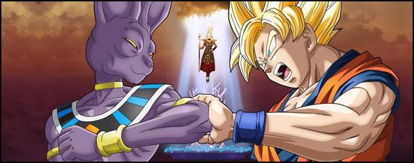 'Dragon Ball Z: La Batalla de los Dioses' fue la pelícu