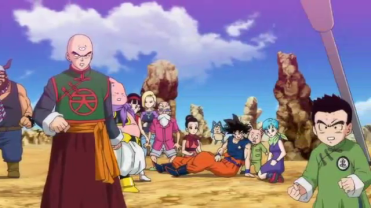 Dragon Ball Z Battle of Gods - (13)
