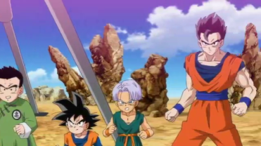 Dragon Ball Z Battle of Gods - (14)