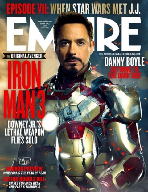 iron man 3 - e
