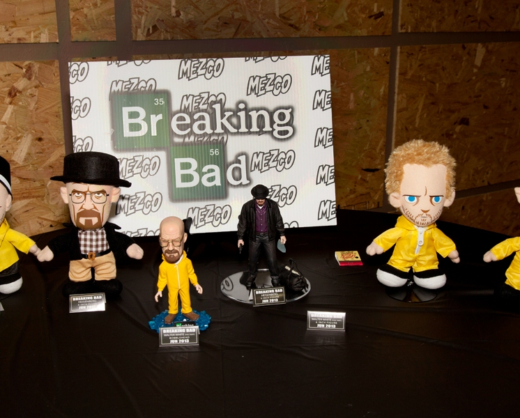 MEZCO BREAKING BAD