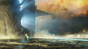 ¿O es esta imagen parte de Thor 2?