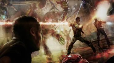 WTF. Igual esto debe ser de Iron Man 3