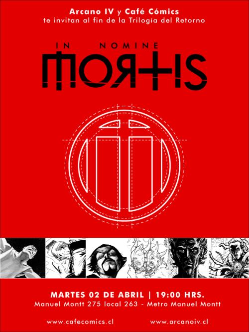 mortis poster