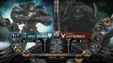 Pacific Rim Game - Screenshot 2