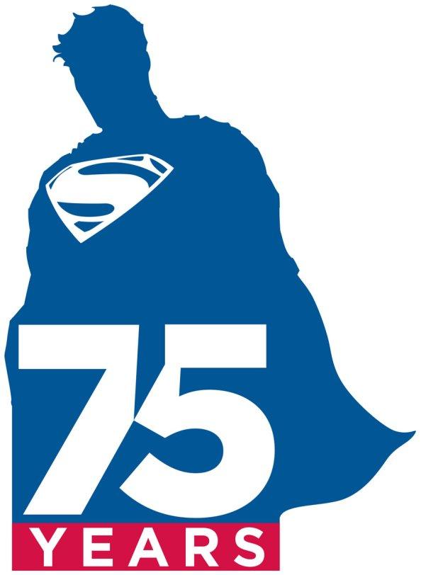 superman 75 años