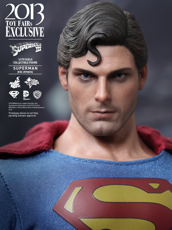 Hot Toys - Superman III - Superman (Evil Version) Collectible Figure_PR14