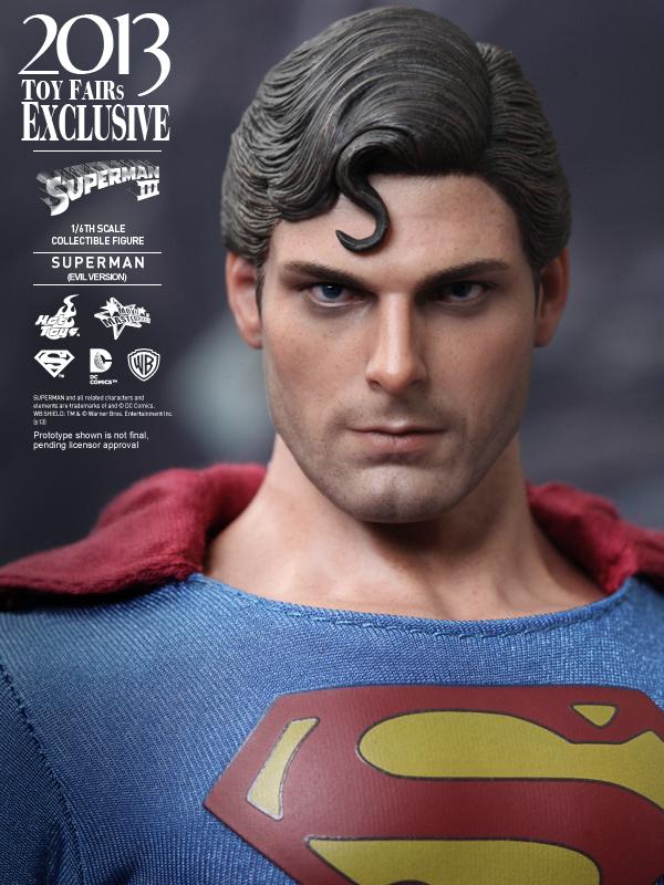 Hot Toys - Superman III - Superman (Evil Version) Collectible Figure_PR14