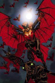 Batwoman por Dave Johnson