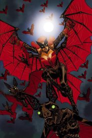 Batwoman por Dave Johnson