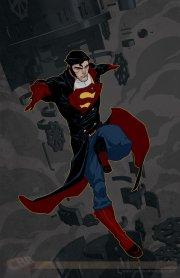Superman #28 por Jeff Wamester