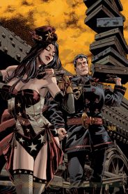 Superman/Wonder Woman #5 por Dan Panosian