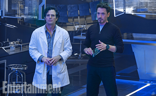 The Avengers: Age of Ultron' | Fotos Iniciales