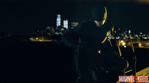 Primeras images de la serie de Daredevil Daredevil-1