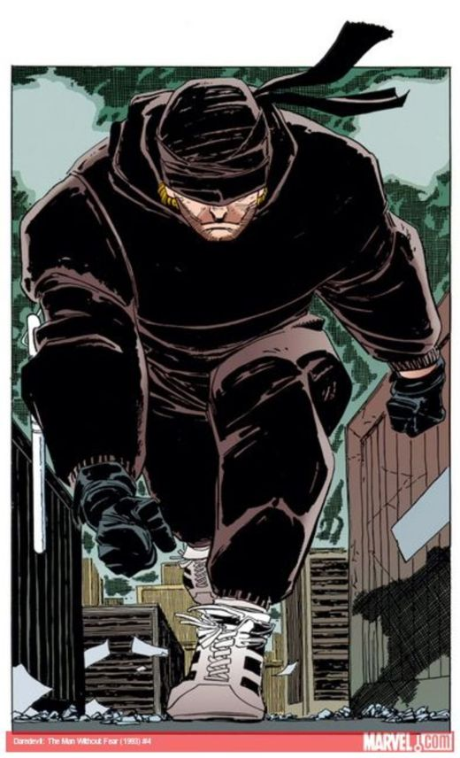 Primeras images de la serie de Daredevil Daredevil-3