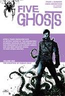 Black Mask presentó su atractivo catalogo de nuevos cómics Five-ghost