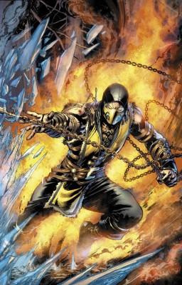 DC llevará al mundo de 'Mortal Kombat X' a los cómics Scorpion